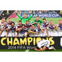Jogos Na Íntegra Da Copa Do Mundo 2014 Em Dvd Á R$ 8,00 Cada