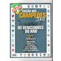 Revista Placar Edição Dos Campeões De 2001 - N° 1212-a