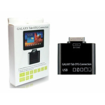 Adaptador Otg 5x1 Usb Cartão Tablet Samsung Galaxy Tab Note