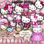 Kit Scrapbook Digital - Hello Kitty