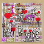 Kit Para Scrapbook Digital #034 (namorados)