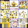 28 Kits Scrapbook Digital Abelhinhas - Frete Gratis