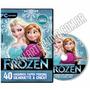 Frozen Para Cortar Na Silhouette & Cricut
