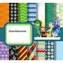 Kit Scrapbook Digital Divertida Mente