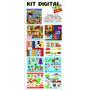 Kit Digital Toy Story + De 400mb De Arquivos - Via Download