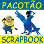 Silhouette Cameo 350 Moldes De Caixas + Pacotão Scrapbooks