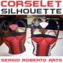 Silhouette - Corselet Scrapbook + Manual De Instruções