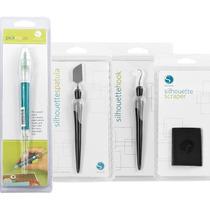 Silhouette Tools - Kit De Acessórios Para A Sua Silhouette