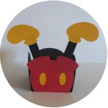 Forminhas Para Doces Tema Mickey E Minnie