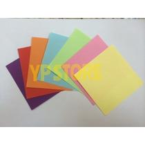 Papel Para Origami (dobradura) 12x12cm Colorido
