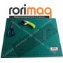 Kit Base De Corte+cortador+régua+tesoura Patchwor Scrapbook