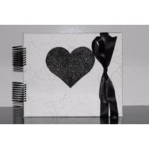 Álbum De Fotos Grande Scrapbook Namorados Vários Modelos