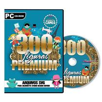63 Cds/dvds Com Projetos Para Silhouette Cameo / Portrait