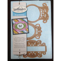 Faca Spellbinders Fancy Tag 3