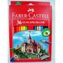 Lápis De Cor 36 Cores Ecolápis - Faber Castell
