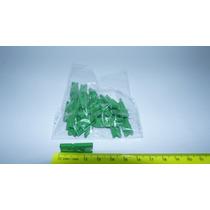 Mini Prendedores Pregadores Lembrancinha C/ 100un Verde