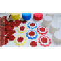 Kit Recortes 50 Apliques 5cm Branca De Neve P/lembrancinhas