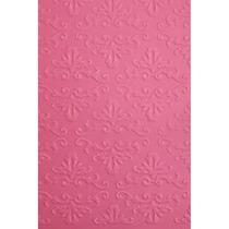 Placa Para Textura 10,5x15cm Sizzix Boutique Arabesco Iii