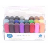 Sketch Pens Silhouette - Caneta Para Desenho Silhouette