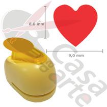 Furador Mini Premium Toke E Crie Coração - 5784 - Fma005
