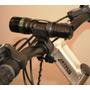 Farol Lanterna Tática 18000w+suporte Bike Bicicleta Ciclista