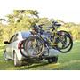 Transbike Suporte U Engate + Sinalizador Até 3 Bikes Aro 29