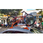 Transbike De Teto Para 2 Bikes Serve Em Qualquer Veículo