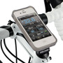 Suporte Estojo Topeak Ridecase Iphone 4/4s Branco Bike