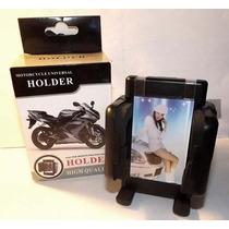 Suporte Celular E Gps Para Motos E Bicicletas Universal!