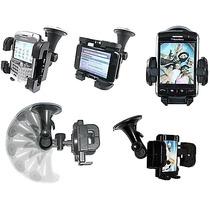 Suporte Veicular Universal Ventosa Gps Celular Smartfone Pda