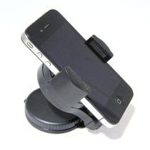 Suporte Veicular + Kit 5 Em 1 Acessórios Iphone 5 5s 5c