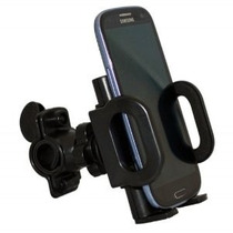 Suporte Celular P Bike Moto Gps Tablet Iphone Galaxy Mp3 Mp4
