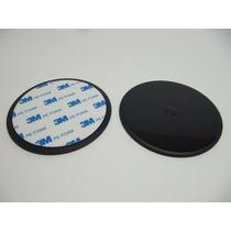 Suporte Disco Gps Base Painel Bolacha Adesiva Garmin 3m