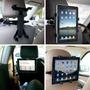 Suporte Veicular Universal Encosto Banco Tablet Ipad Tv Gps