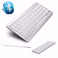 Teclado Bluetooth Ipad Iphone Imac Macbook Pc Tab