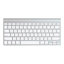 Teclado Apple Sem Fio Keyboard Original Mc184ll/a