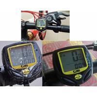 Ciclo Computador Wifi Sunding Sd548c Velocimetro Bike S/ Fio