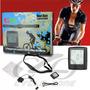 Ciclo Computador Monitor Cardíaco Bike Velocimetro Ciclismo