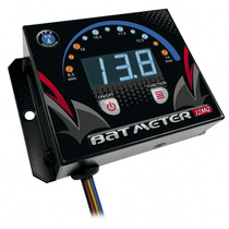 Voltímetro Automotivo Digital Azul Jfa Bat Meter Mq