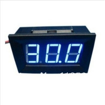 Voltímetro Digital Importado De 3 A 30v Display Azul