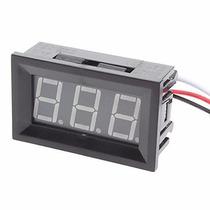 Voltímetro Digital Automotivo Dc 0-100v Novo Mais Barato