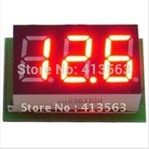 Voltimetro Amperimetro Digital Som Automotivo Bateria Remote