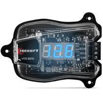 Voltímetro Taramps Vtr-1200 Medidor Bateria Led Azul Digital