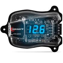 Voltímetro Vtr1200 Taramps Digital Display Azul Frete Gratis