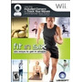 Jogo Nintendo Wii Fit In Six + Eye Cam - Novo Lacrado E Orig