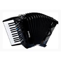 Acordeon Roland Fr1x Bk/rd Na Cheiro De Música Loja !!
