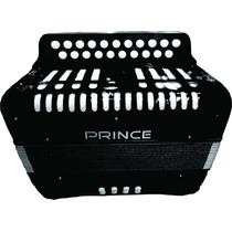Acordeon Prince 8 Baixos 21 Botão Promoção