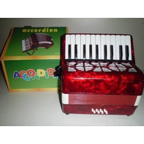Acordeon 08bx 22 Teclas Child Prodyg