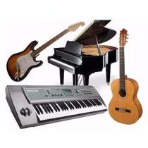 Aulas De Guitarra + Violão + Canto - Em 6 Dvds