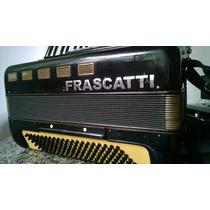 Acordeon Frascatti 120 Baixos